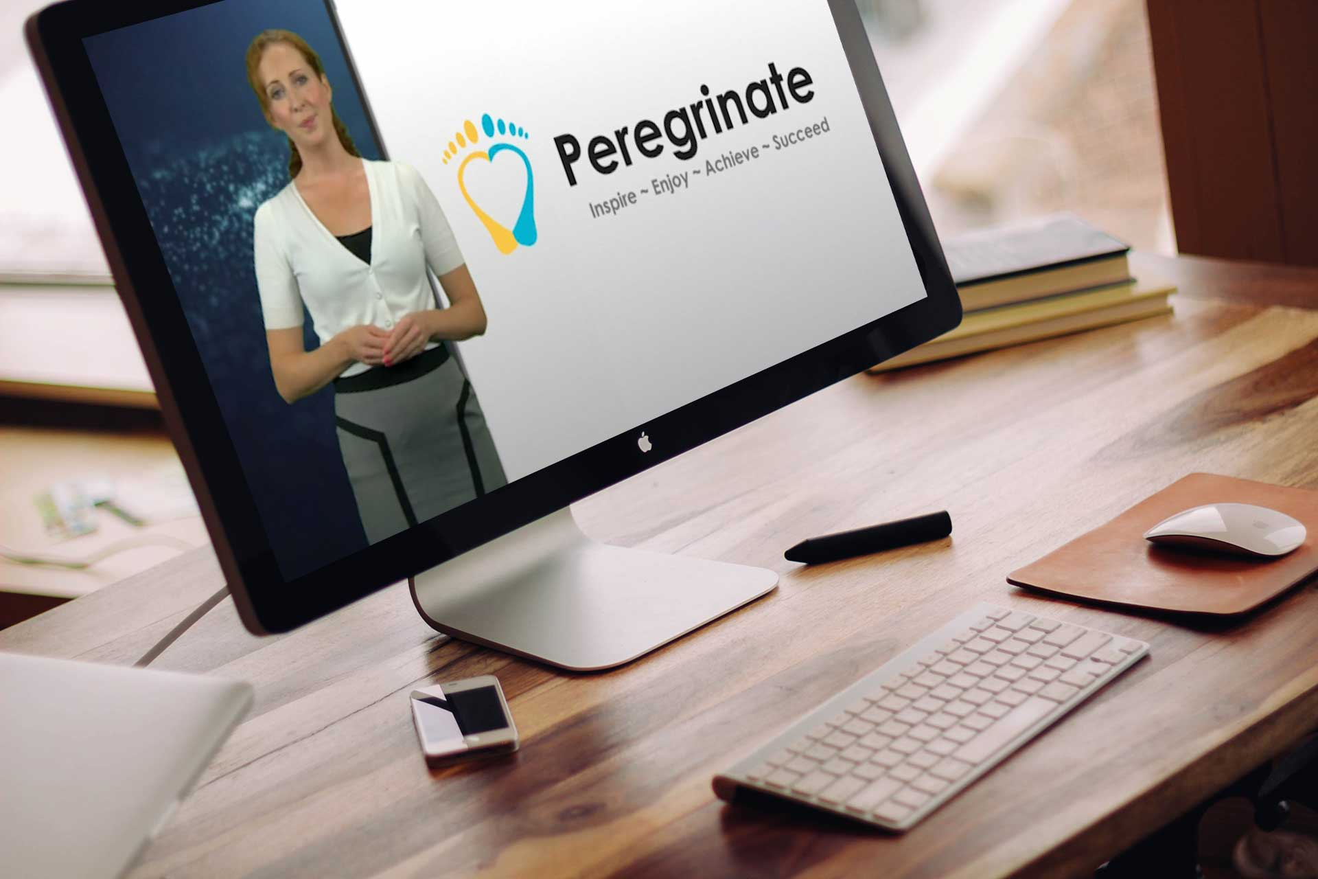 E-learning from Peregrinate